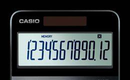CASIO CALCULATOR S100