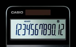 CASIO CALCULATOR S100