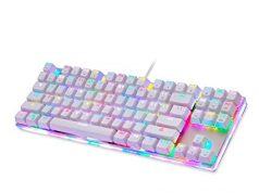 TopMate 87Keys RGBゲーミングキーボード